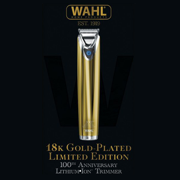 The new WAHL Gold Trimmer